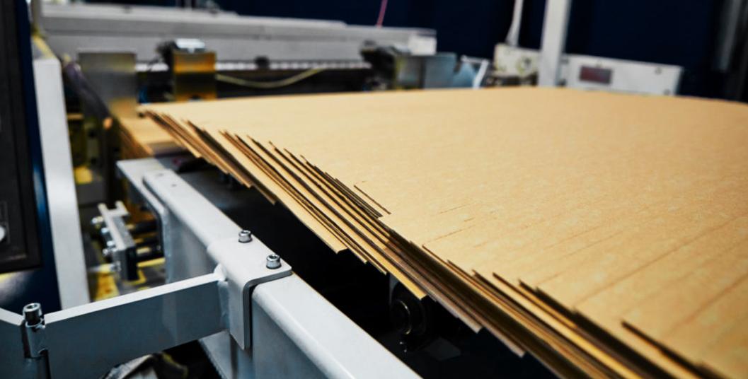 เครื่องจักรสำหรับทำกระดาษ
